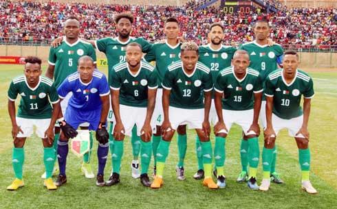 Football- CAN 2019 : Les Barea fin prêts pour l'aventure !