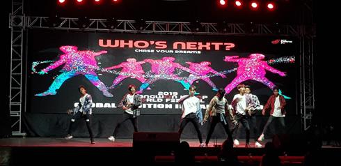 K.pop festival : Plaza Ampefiloha, lieu de rencontre des admirateurs de la culture coréenne