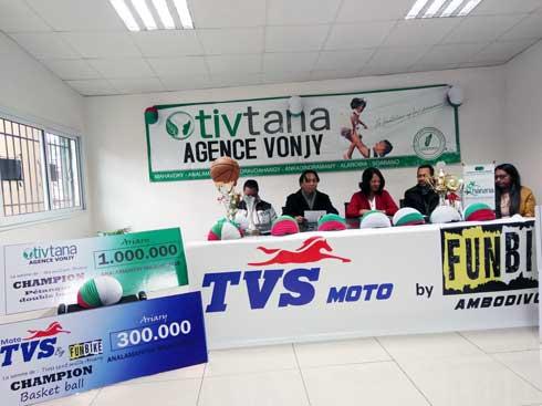 Analamahitsy Milalao : 1 600 000 ariary de primes en jeu