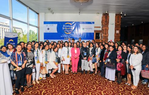 Women In Business : Grand rendez-vous des femmes entrepreneurs au Carlton