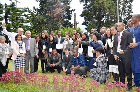 Palais d'Andafiavaratra : 26 personnes du personnel de 12 musées nationaux ont reçu leurs certificats