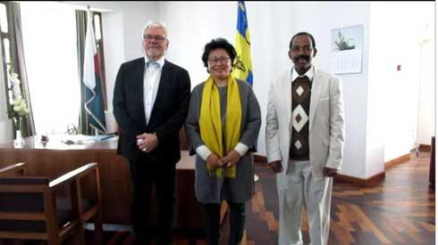 Coopération décentralisée : Jumelage de la ville d'Antananarivo avec Jérusalem envisagé