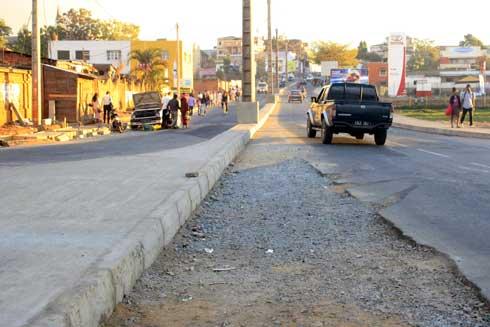 Rue Antanimena-Ankorondrano : Fermeture ajournée pour cause de baccalauréat