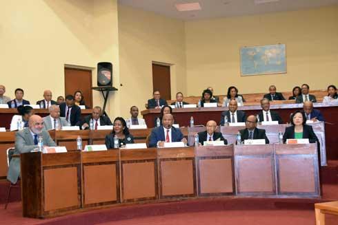 Plan Emergence Madagascar : La version préliminaire présentée aux bailleurs de fonds