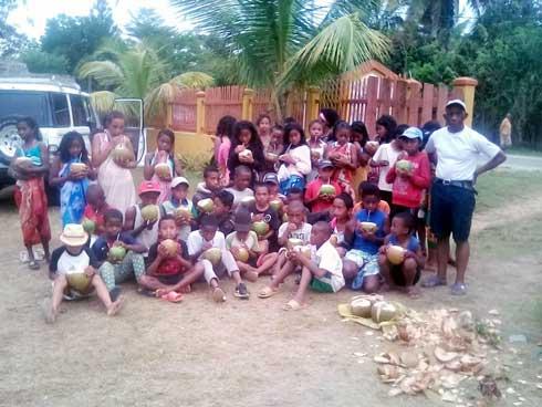 EPP Ambohitrarahaba : Les élèves récompensés par un voyage d'études