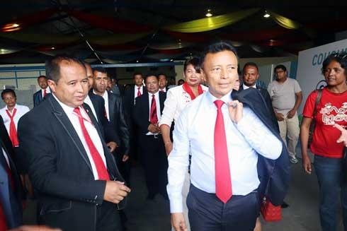 Marc Ravalomanana : « Madagascar est en crise »