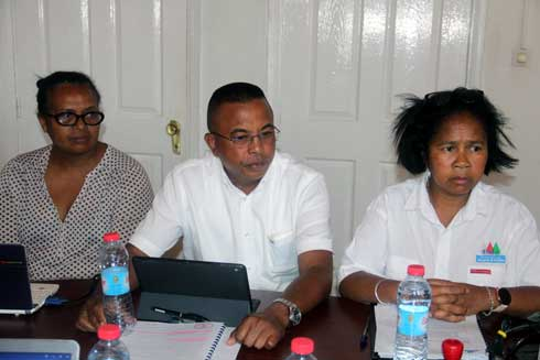 Natation : Gabriel Ramanantsoa rempile pour un second mandat