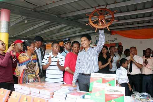 Projet Miami à Toamasina : Rajoelina présente l'architecte espagnole en charge de sa réalisation
