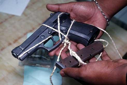 Meurtre d'un pasteur à Antohomadinika : Un suspect arrêté aux 67 ha, l'arme du crime saisie à Toamasina