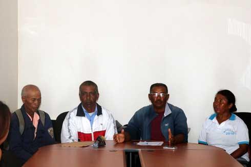 Litige foncier : Conflit au sein de la population de Soavinandriana