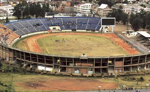Nouveau stade de Mahamasina : 23 familles squatters à déloger