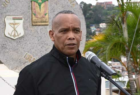 Général Richard Rakotonirina : « L'année 2020 une année de travail »