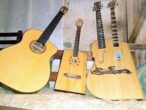 Portrait : A Madagascar, la guitare est un incontournable de la musique