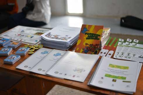 MENETP et Fondation Mérieux : Des kits pédagogiques pour l'éducation à la santé des enfants