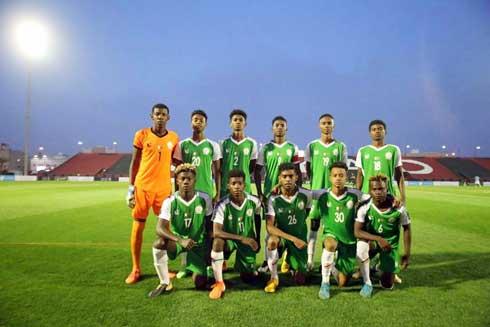Football- Coupe Arabe U20 : Les Barea plient bagages !