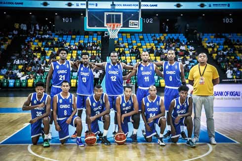 Basket Afroleague : La GNBC évoluera à Dakar