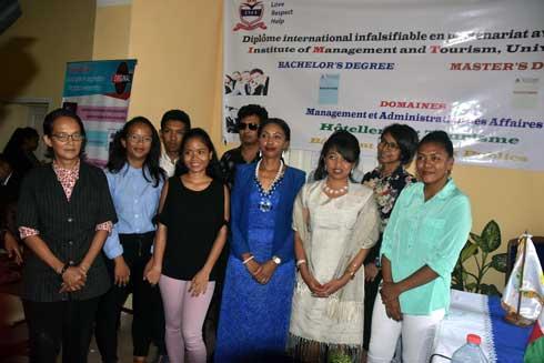 Concours de création d'entreprise : Un groupe d'étudiants de l'IMT primé