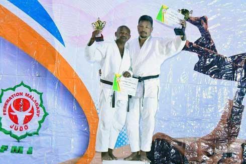 Judo – Championnat Vétéran : Luc Rasoanaivo reste égal à lui-même