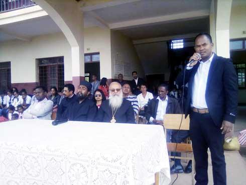 Maire d'Alasora : L'insécurité et l'assainissement parmi ses priorités