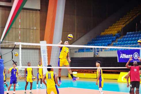 Volley-ball – 26e Championnat d'Afrique Zone 7 : Mama passe à la trappe