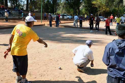 Pétanque- Coupe de Madagascar : Un premier rendez-vous majeur pour la FSBM