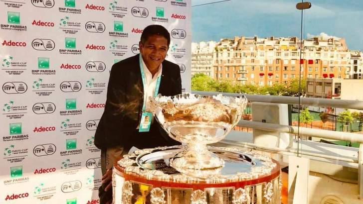 Tennis – Championnats d'Afrique U14 : « Un trop long report hypothèque nos chances », explique le président Stéphane Rakotondraibe