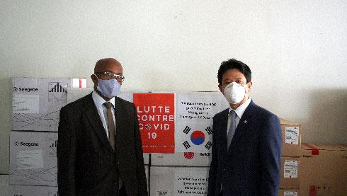 Corée du Sud-coronavirus : Des kits de dépistage pour 5 000 personnes