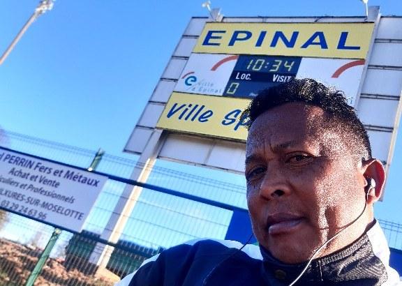 Équipementier des Barea: Nino s'est volontairement mis à l'écart