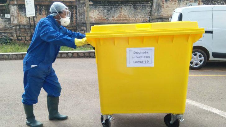 PNUD: Don d'équipements de traitements de déchets pour les hôpitaux