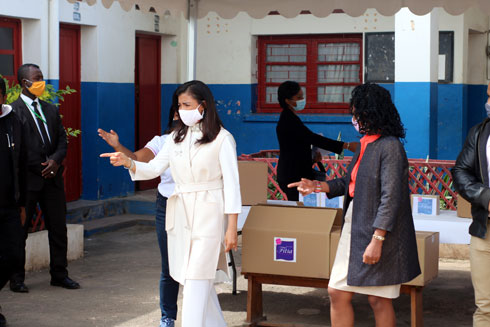 «Vatsy Tsinjo » dans les écoles :Les enseignants parmi les bénéficiaires