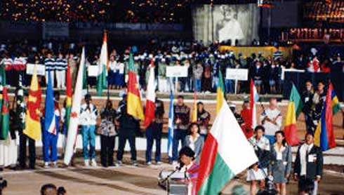 Jeux de la Francophonie : La 9e édition reportée en 2022