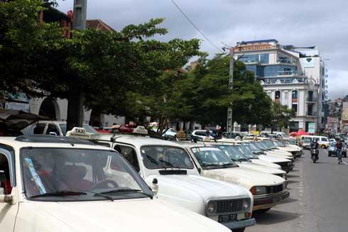 FTAR : Grève des taxis en gestation ?