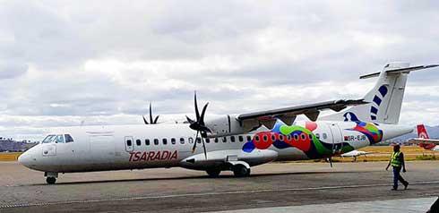 Transport aérien : Tsaradia reprend les vols cargo