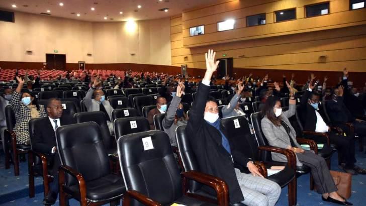 Assemblée nationale :Fin des séances de face-à-face