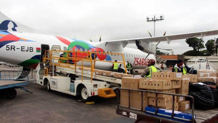 Tsaradia: vols de rapatriement de 180 ressortissants français cette semaine