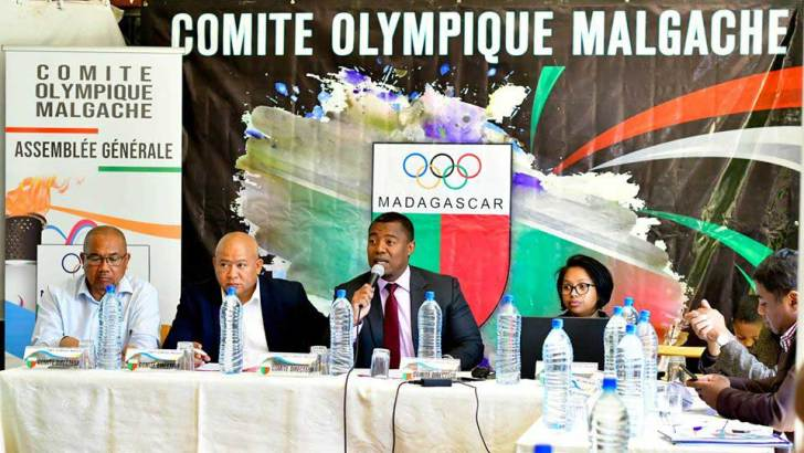 Omnisports :Madagascar rejoint la grande famille olympique