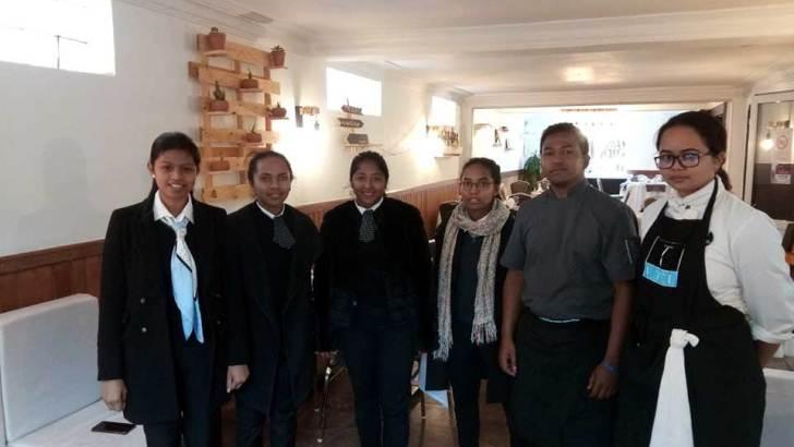 Gastronomie :Le buffet asiatique à l'honneur, à Vatel Madagascar