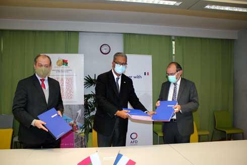 Madagascar-AFD : Un don de 9 000 000 d'euros pour la formation professionnelle du secteur des BTP