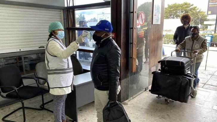 PAM :Premier vol pour personnels humanitaires