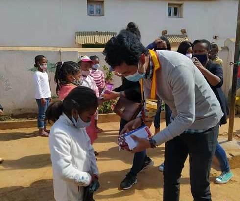 Rotaract Club Ankoay : Au chevet des plus démunis