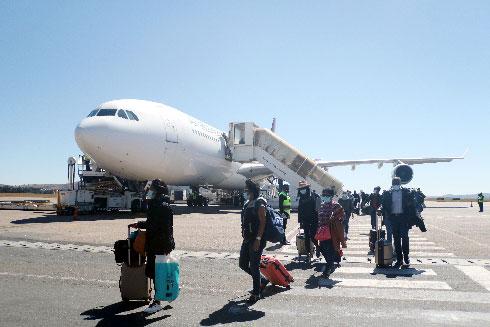 Rapatriement : 265 Malgaches ont débarqué ce week-end