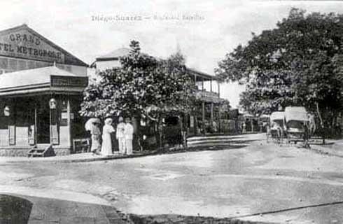 Histoire : Les Réunionnais d'Antsiranana dans les années 20