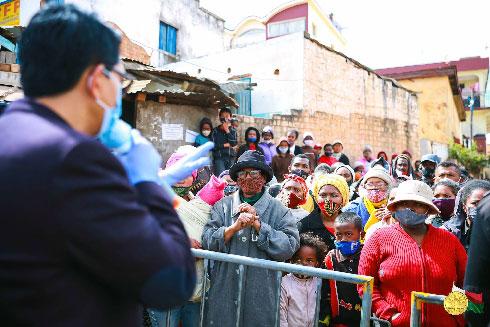 Andry Rajoelina et « sosialim-bahoaka » : Ferme mise en garde contre les chefs Fokontany