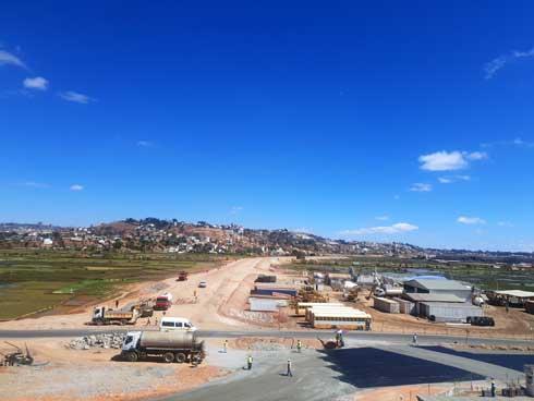 Infrastructures : Les chantiers de l'Émergence soutenus par FED