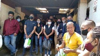 Hygiène de la femme : Les femmes incarcérées à Antanimora reçoivent des serviettes hygiéniques