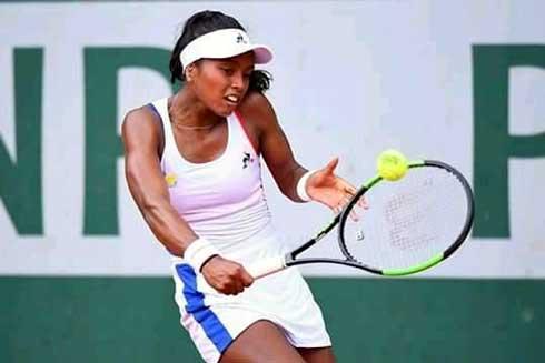 Tennis- Roland Garros : Défaite de Tessah Andrianjafitrimo