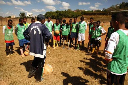 Football : Morel à la rescousse du club Espoir FC