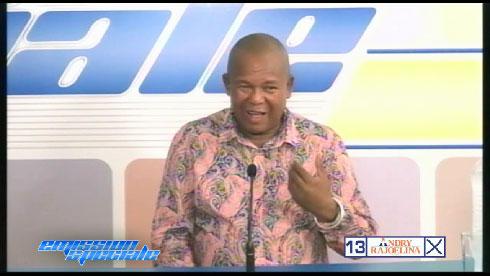 Sénatoriales à Toliara : « Marcel TOP » conduit la liste TGV/MAPAR