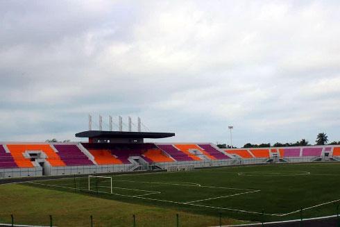 Barea contre Eléphants : Le Stadium Barikadimy prêt à accueillir le match