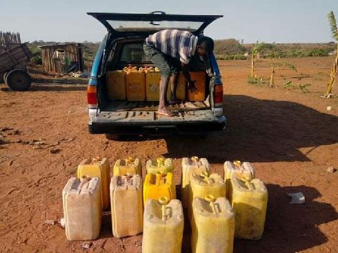 Approvisionnement en eau : Le bidon de vingt litres entre 500 et 4 000 ariary dans l'Androy